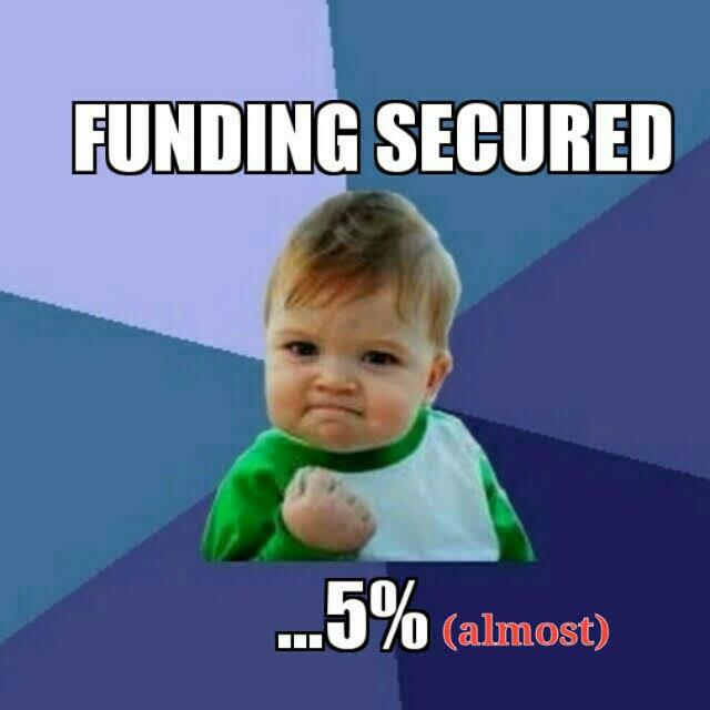 elon musk telsa goes private funding secured meme
